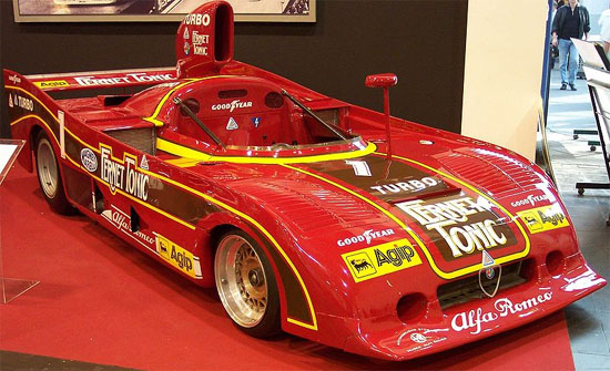 Alfa 33 SC 12 Turbo Campione del Mondo 1977 - www.mitoalfaromeo.it