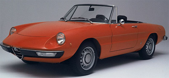 Alfa Spider www.mitoalfaromeo.it